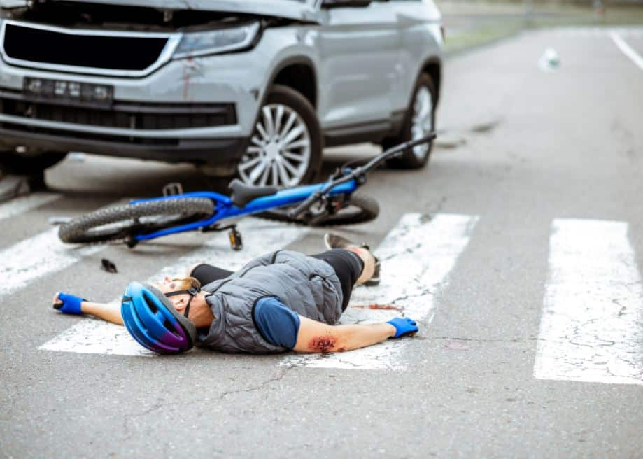 "Bicycle Accident Lawyer in Chicago, Illinois and illegal ""Dooring"""