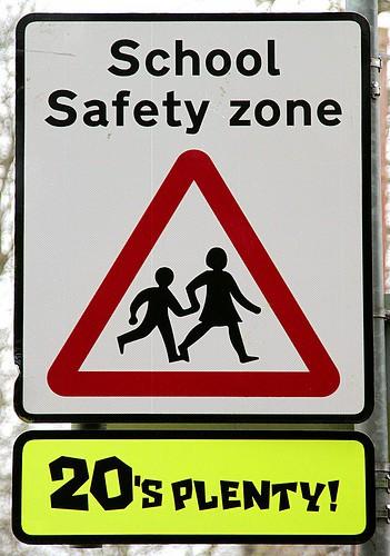pedestrian accident lawyer chicago school zone