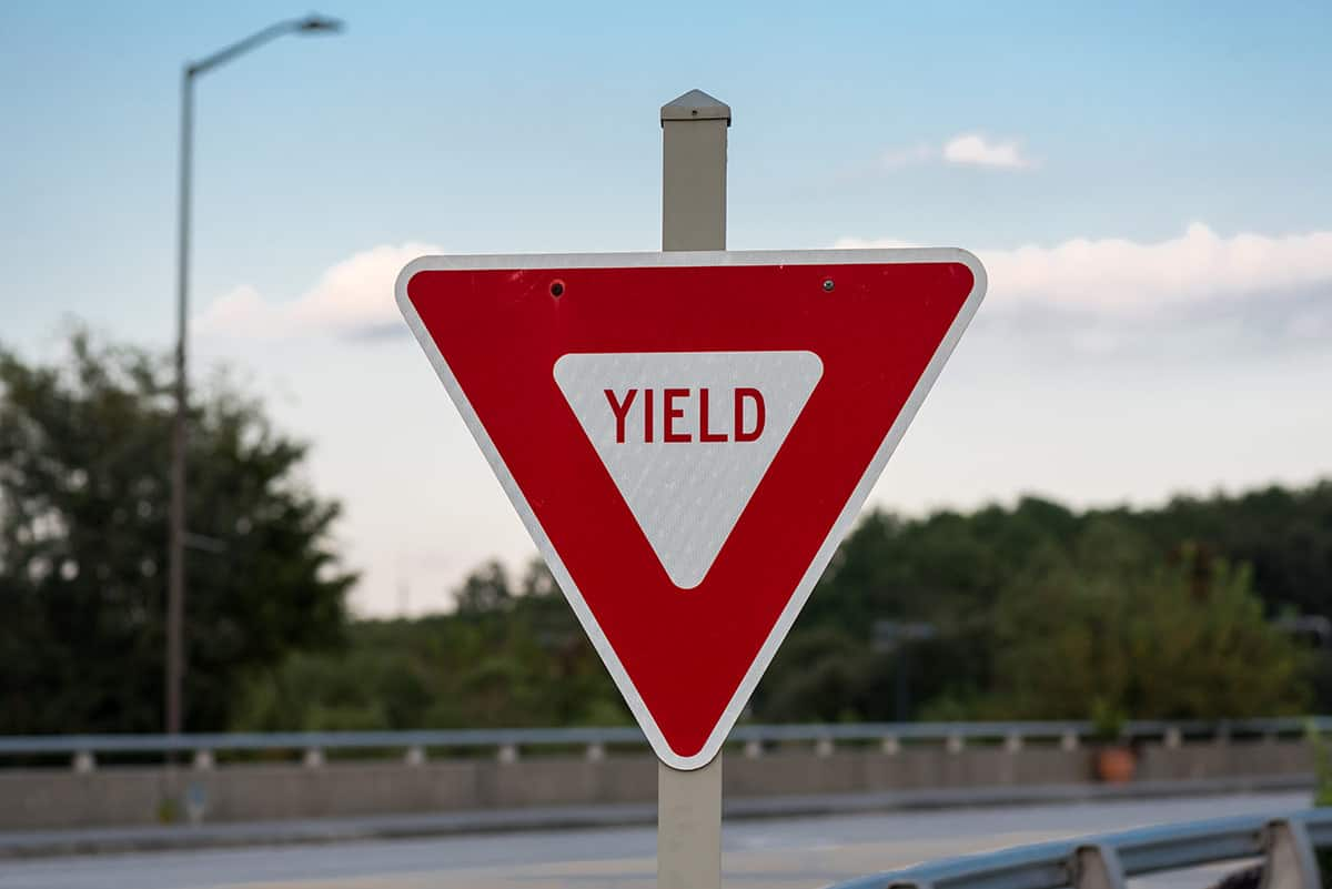 Failure-to-Yield Car Crash
