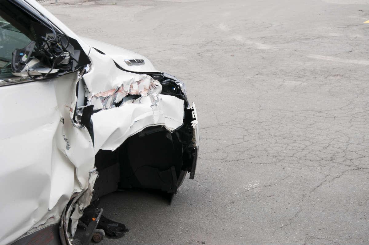 mechanical problem car accident