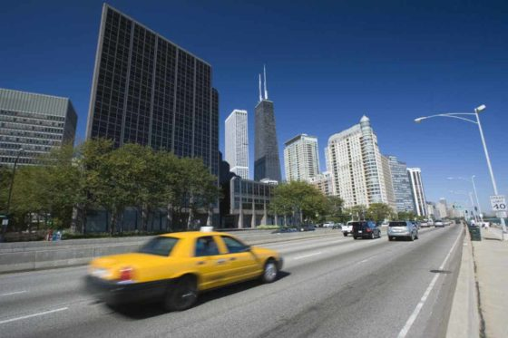 taxi accident attorney chicago