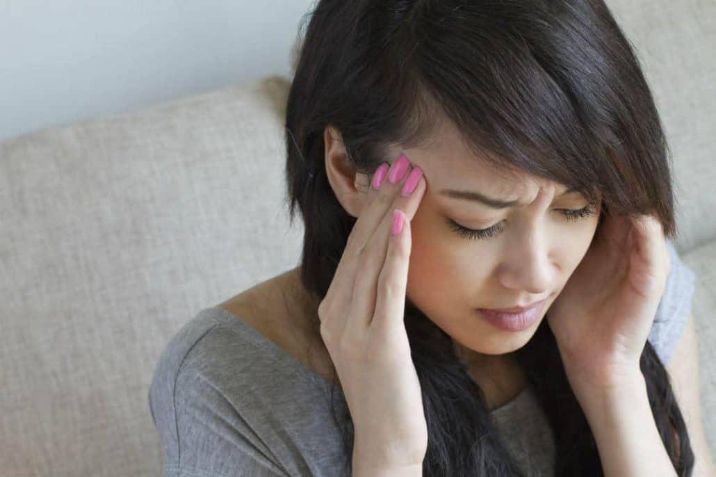 car accident headaches