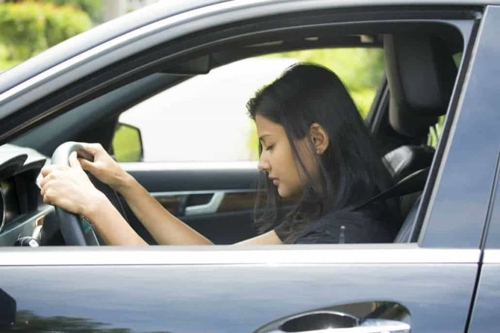 drowsy driving accident
