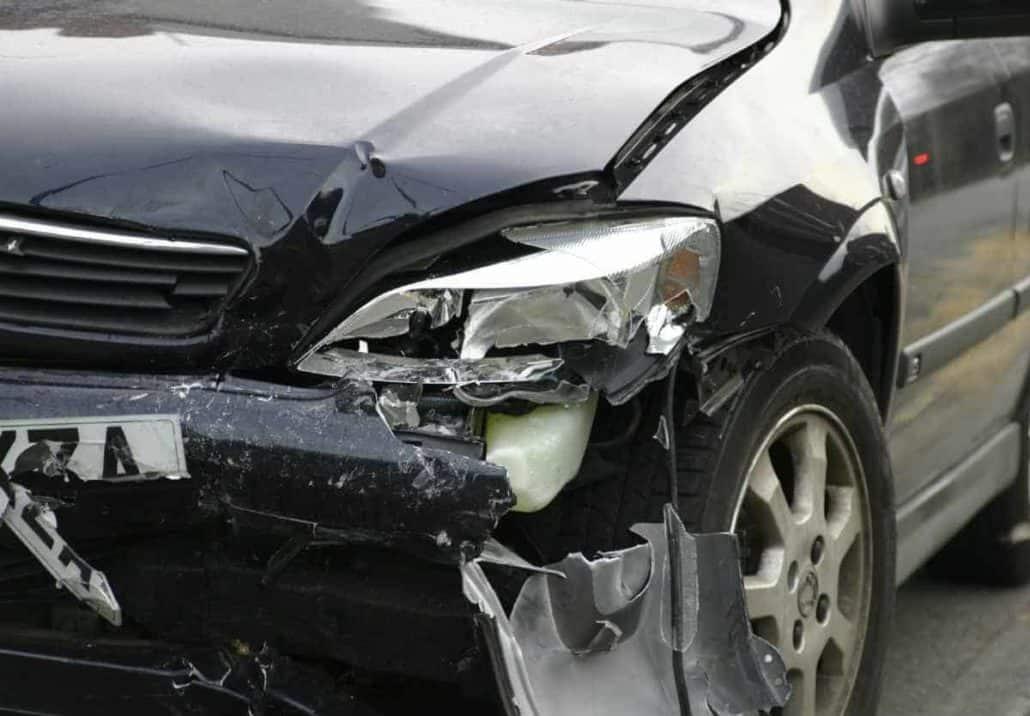 car accident organ damage