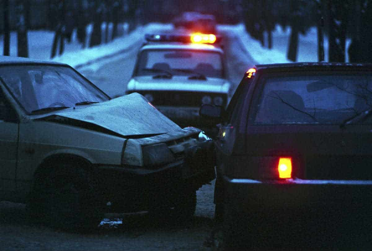 Are You At Risk For A Car Accident?