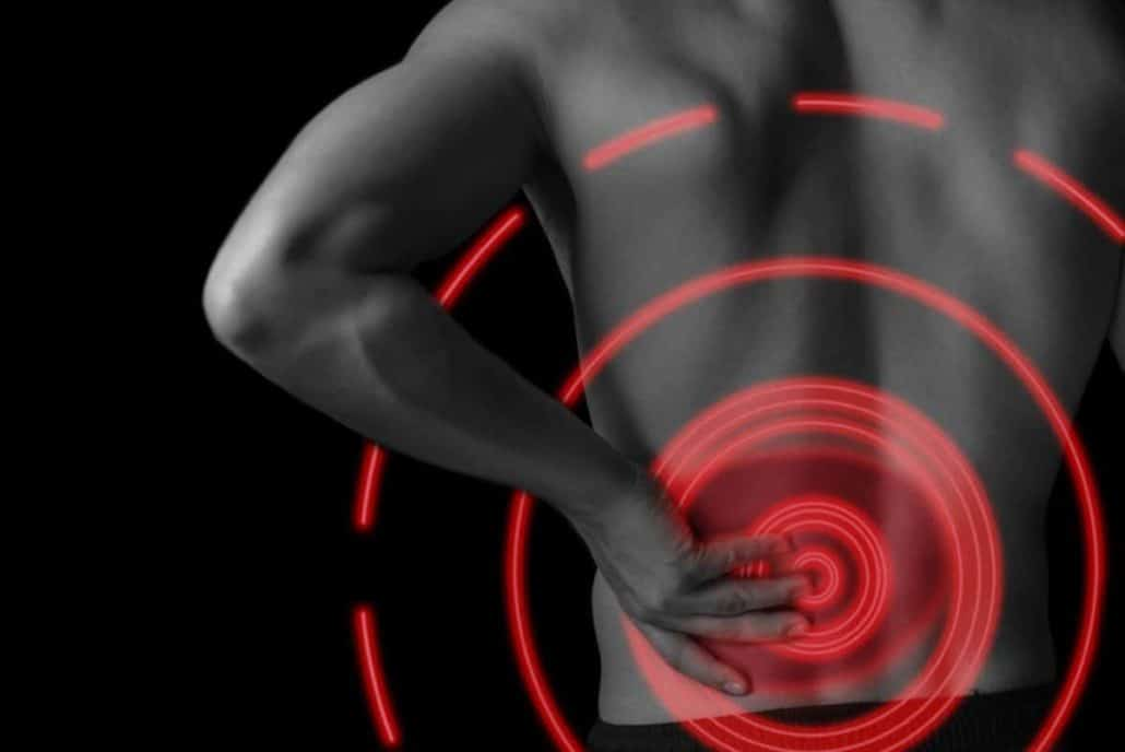 Chicago man with lower back pain