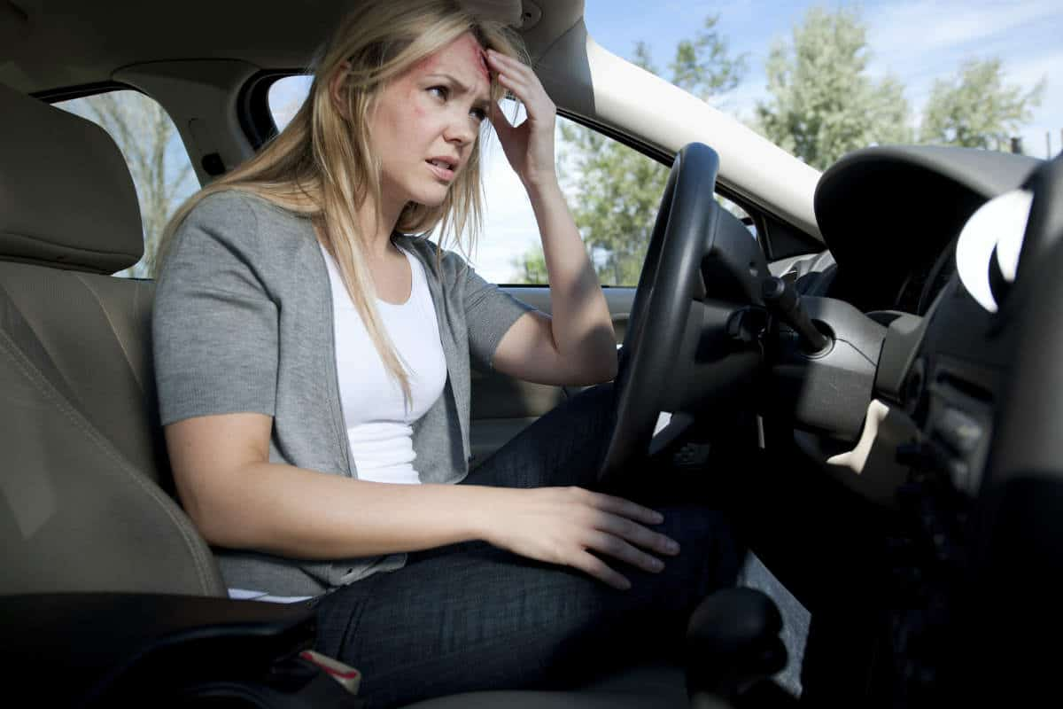 brain injury after car accident in Chicago