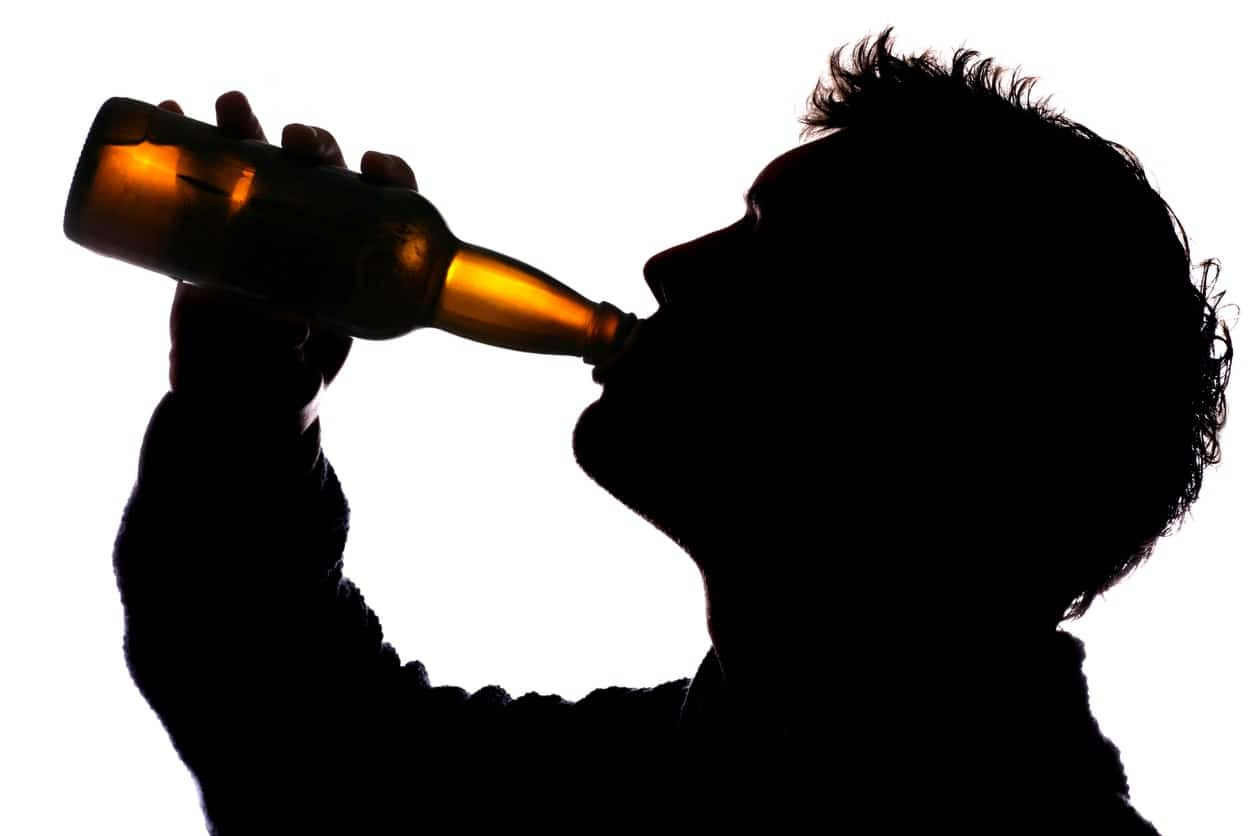 can i drink after a brain injury
