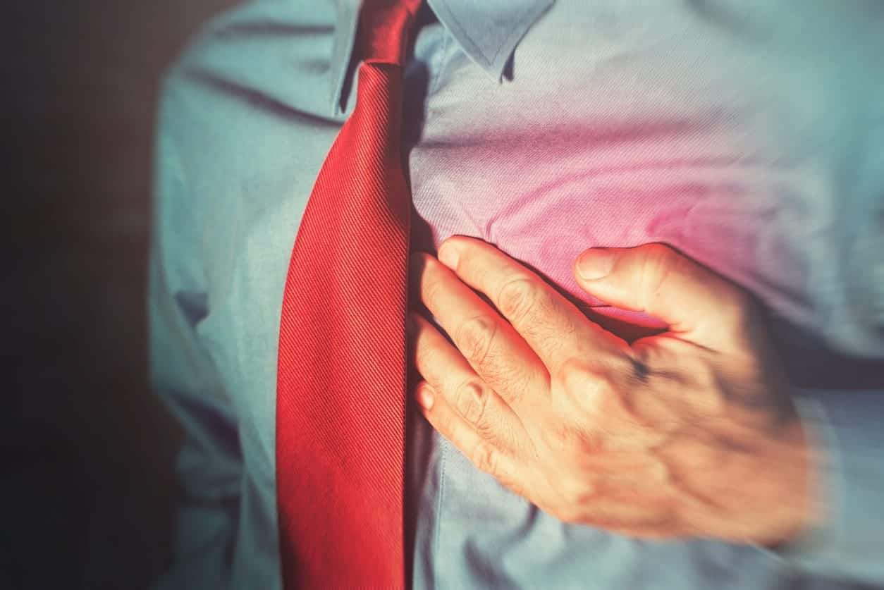 Heart Attack Workers Compensation Chicago