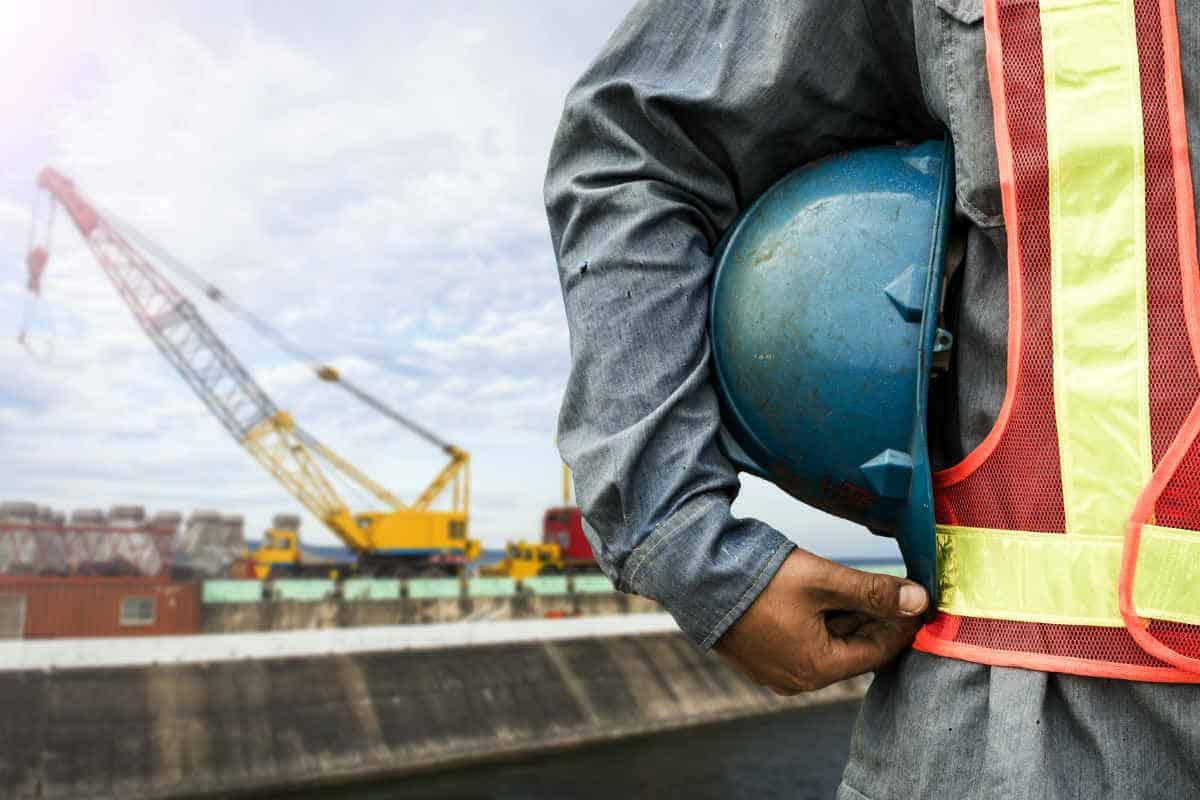 illinois construction worker