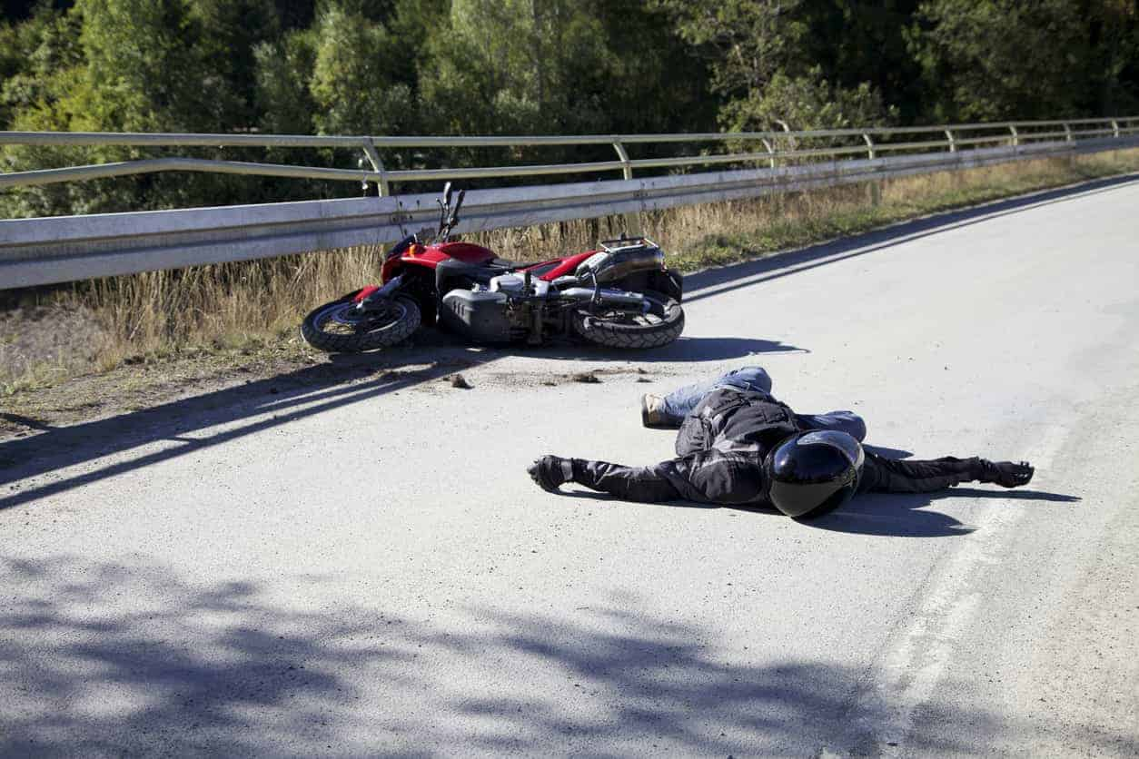 Common Chicago Motorcycle Accident Injuries