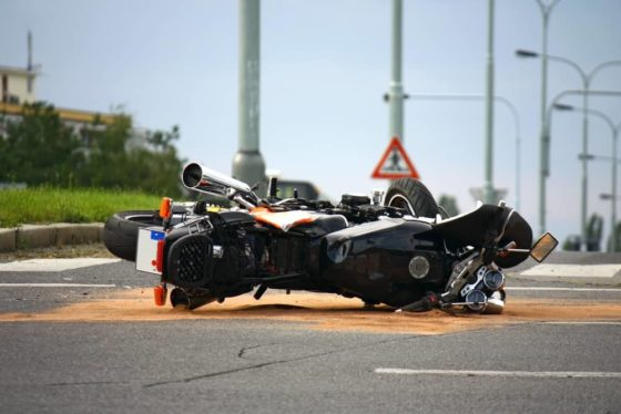 fatal motorbike accident