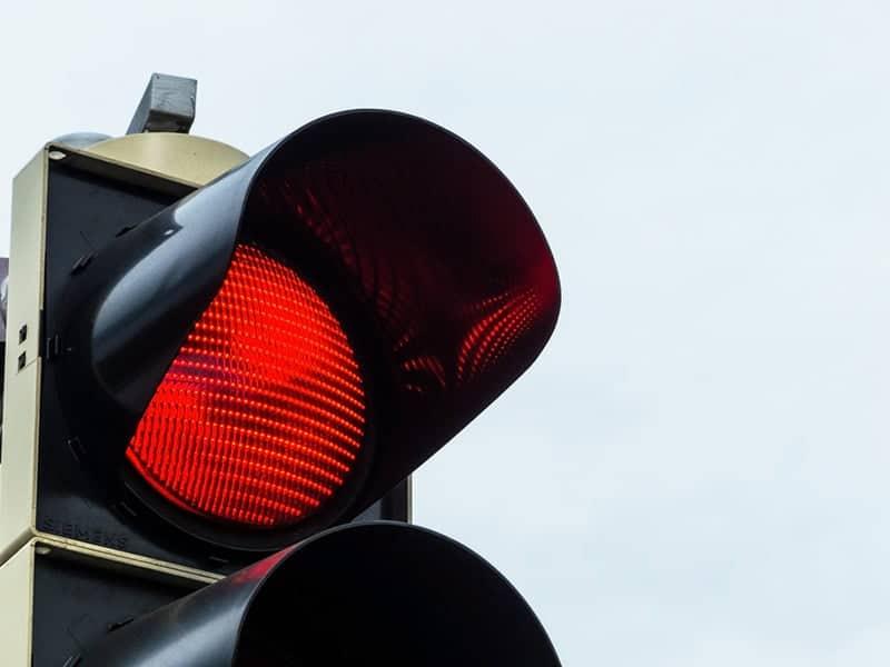 do red light cameras help
