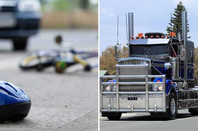 Fatal Cyclists Accidents & City Truck Side Guards & Mirrors 1