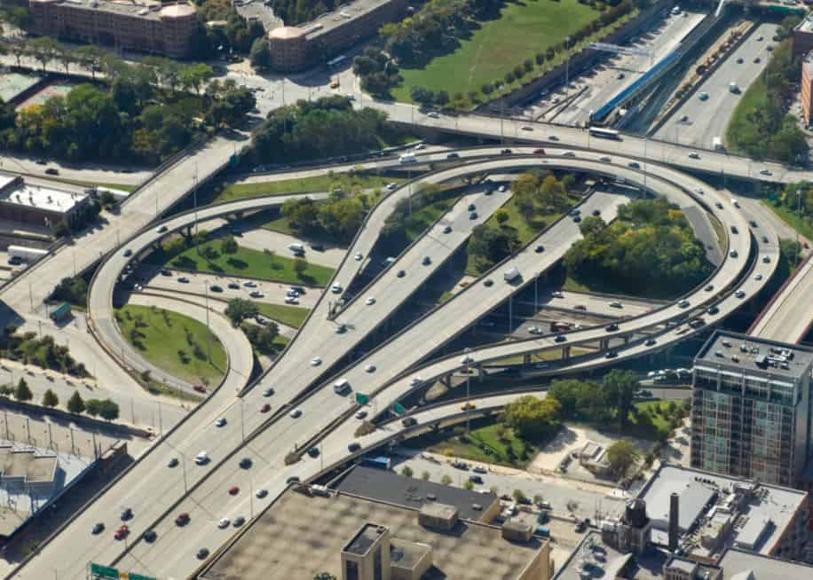 10 Most Dangerous Intersections For Car Accidents In Chicago